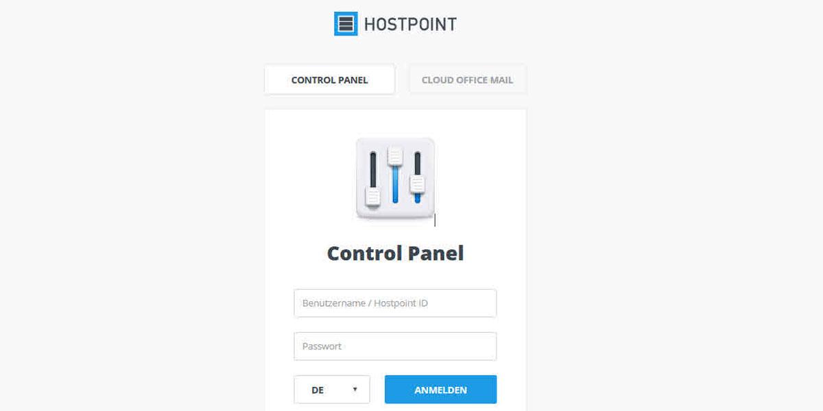 Eine Website an eine neue Domain anbinden